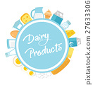 dairy, products, milk 27633306