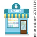 shop, dairy, products 27633324