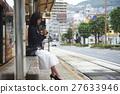 女性 長崎 旅行者 27633946