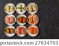 壽司 壽司球 和食 27634703