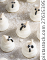 cookie, ghost, halloween 27635395