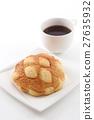 ขนมปังเมลอน,ขนมปัง,กาแฟ 27635932