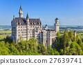 Neuschwanstein Castle, Fussen, Bavaria, Germany 27639741