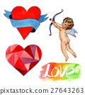 Happy Valentines Day love celebration in a 27643263