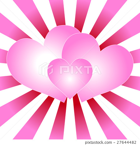 Background material wallpaper, heart pattern, family, parent and child, couple, child, son, daughter, valentine, white day, family, 27644482