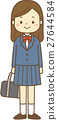학생 여자 27644584