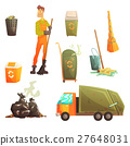 Waste Recycling And Disposal Related Object Around 27648031