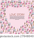 vector love illustration 27648040