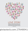 vector love illustration 27648041