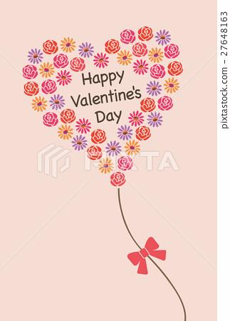 발렌타인 카드 27648163