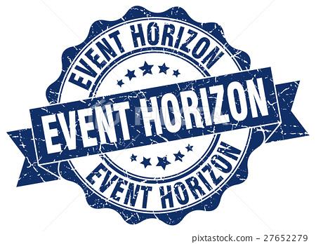 event horizon stamp. sign. seal 27652279