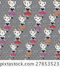 猫 猫咪 矢量 27653523