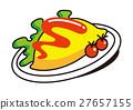 煎蛋飯 27657155