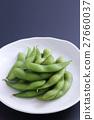 edamame, soybeans, bean 27660037