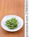 edamame, soybeans, bean 27660045