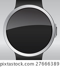 Smart electronic intelligence watch. 27666389
