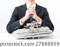 นักธุรกิจ, การจัดการข้อมูล 27666939