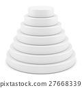 金字塔 顯示 布置 27668339