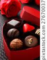 초콜릿 선물 상자 27670037