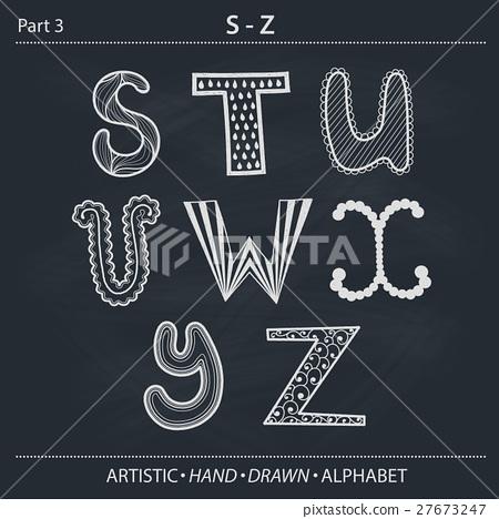 zentagle alphabet 27673247
