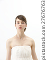 新娘美女拍攝外國女性 27676763