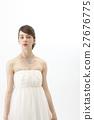 婚礼 女性 女 27676775