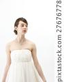 新娘美女拍攝外國女性 27676778