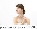 新娘美女拍攝外國女性 27676783