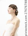 婚禮 女性 女 27676788