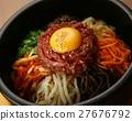 石锅拌饭 韩国 南韩 27676792