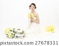 婚礼 女性 女 27678331