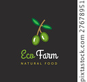 eco, logo, vector 27678951
