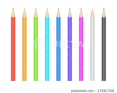 Colored pencil 27681768