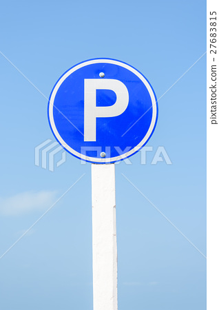 parking signs 27683815