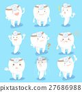 cartoon tooth doctor do expression 27686988