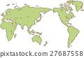 矢量 地圖 世界 27687558