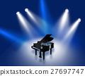 鋼琴 演唱會 音樂 27697747