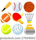 Crayon Sports Set 27699662