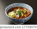 麵條 蕎麥麵 山野菜 27708070