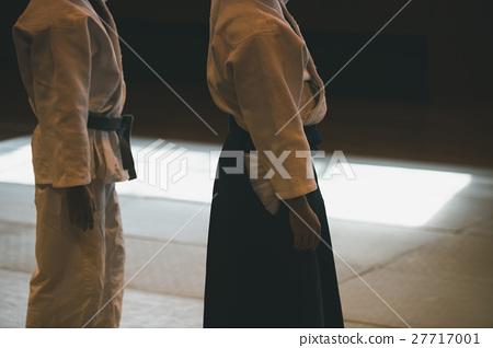 martial artist 27717001