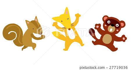 動物 狐狸 貉 27719036