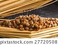 지푸라기들이 낫토 Natto Japanese foods 27720508