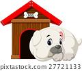 illustration of Pit Bull Dog 27721133