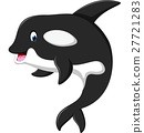 whale,cartoon,vector 27721283