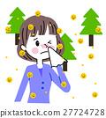 Female hay fever 27724728