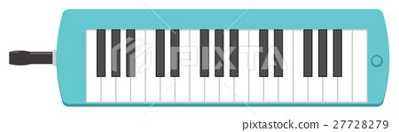 Pianica (blue) 27728279