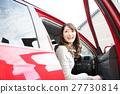駕駛女性 27730814