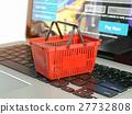 Online shopping e-commerce concept. Shopping 27732808