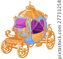 carriage, Cinderella, princess 27733258