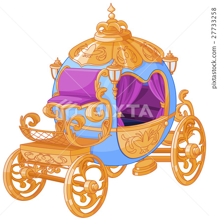 Cinderella Fairy Tale  Carriage 27733258